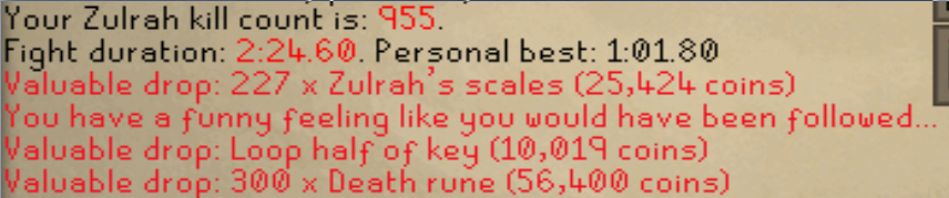My second duplicate pet! The first one was around 383 KC, but to get a second one is unreal.