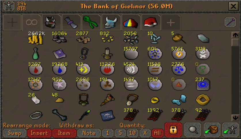 This is my current bank net worth